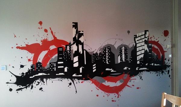 graffiti déco