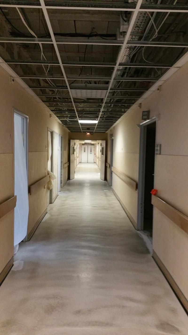 Préparation support hôpital Aubagne Pacasol