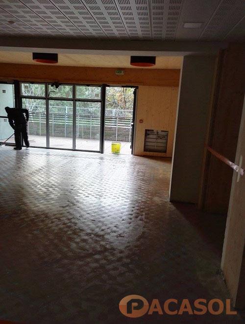 Application d'un primaire d'accrochage foyer hébergement ARI Marseille - Pacasol
